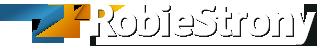 RobieStrony Logo